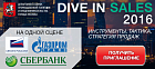 Dive In Sales 2016 бизнес-форум по продажам